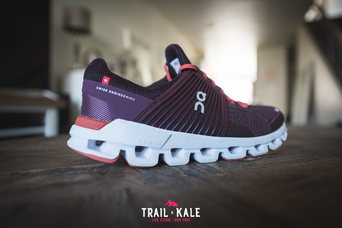 On Cloudswift womens review Trail Kale wm 8