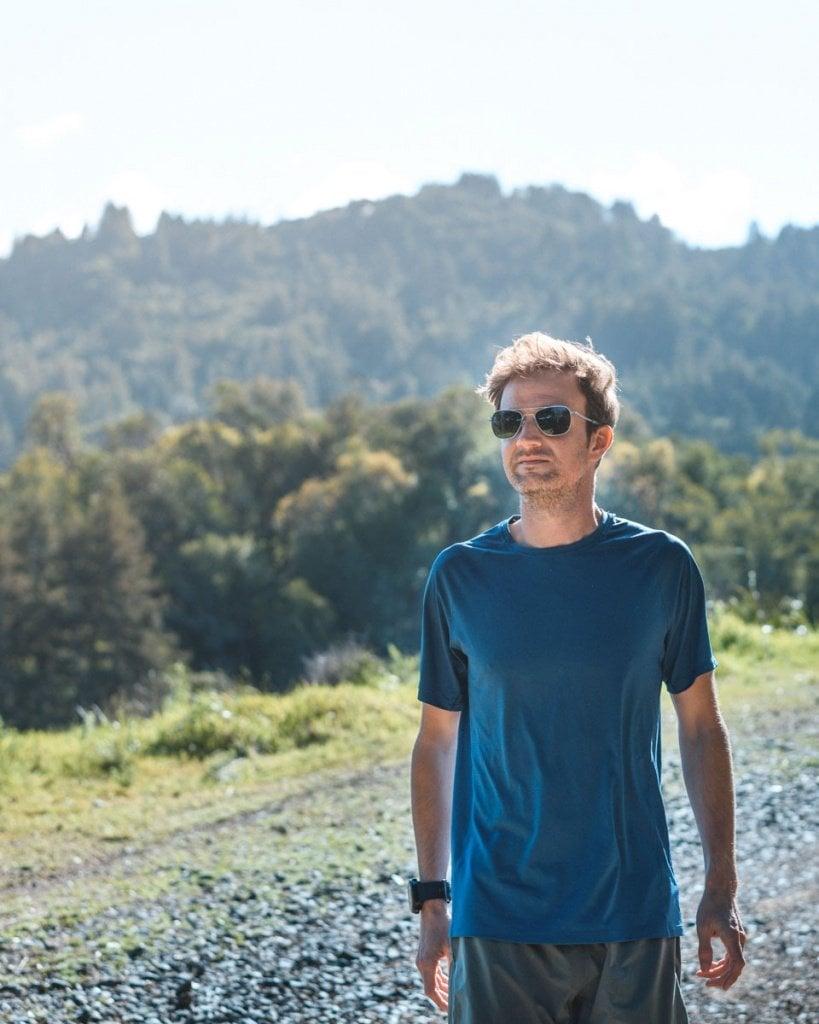 Randolph Aviators review 2 Trail Kale 4