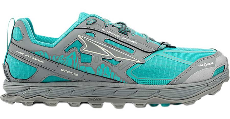 Altra Lone Peak 4 best womens trail running shoes