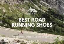 Best Road Running Shoes GEAR GUIDE 2