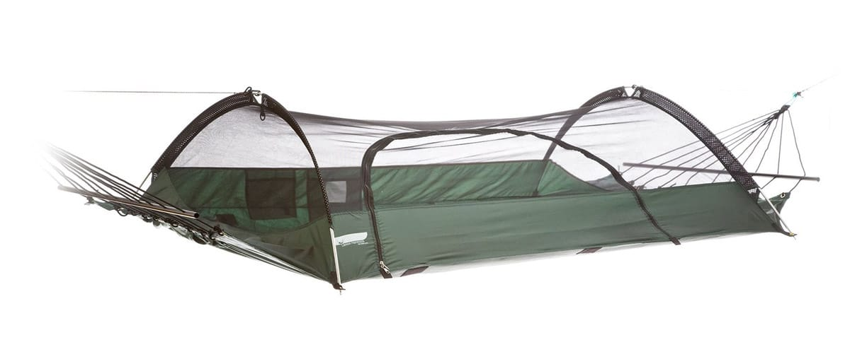 Lawson Hammock Blue Ridge Camping Hammock trail and kale gift guide