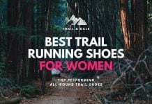 best trail running shoes for women trail and kale