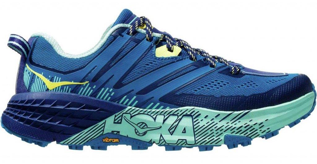 hoka one one speedgoat 3 best womens trail running shoes
