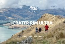 trail running races events Crater Rim Ultra trail and kale min