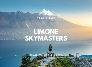 trail running races events Limone Skymasters trail and kale min