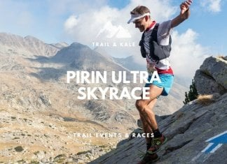 trail running races events Pirin Ultra SKyrace trail and kale min