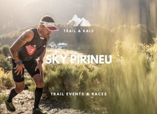 trail running races events Sky Pirineu trail and kale min