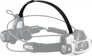 Petzl NAO Headlamp top strap best headlamp for trail running trail and kale
