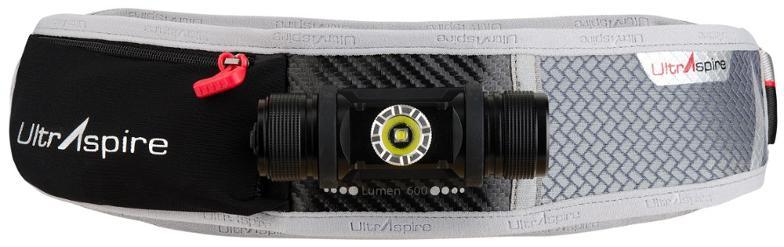 UltrAspire Lumen 600 2.0 Waist Light best headlamp for trail running 2 trail and kale