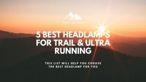 best headlamps for trail running trail and kale min