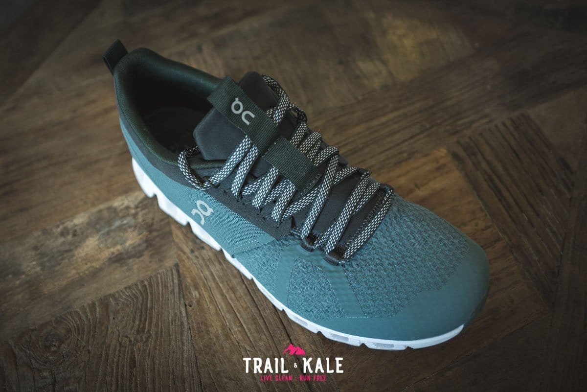 On Cloud Beam review Trail Kale wm 9