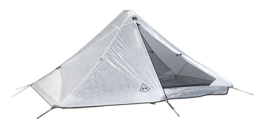 Hyperlite Mountain Dirigo 2 ultralight backpacking tent 2 persons trail and kale