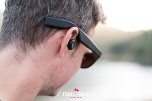 Jaybird VISTA wireless headphones review trail running trail and kale wm 15