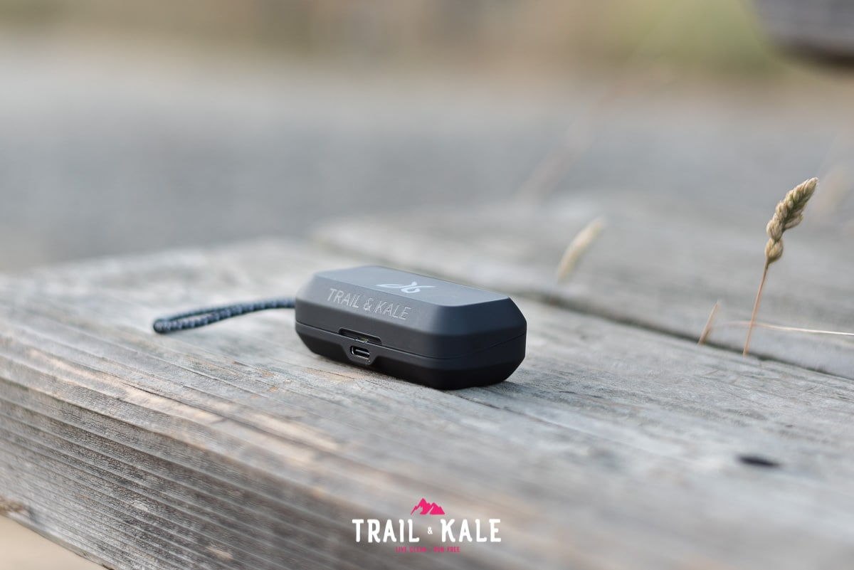 Jaybird VISTA wireless headphones review trail running trail and kale wm 24