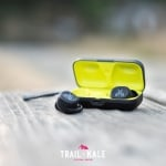 Jaybird VISTA wireless headphones review trail running trail and kale wm 26