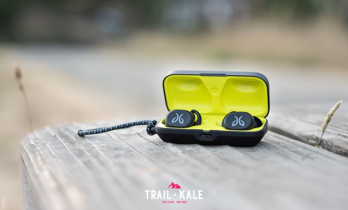 Jaybird VISTA wireless headphones review trail running trail and kale wm 27