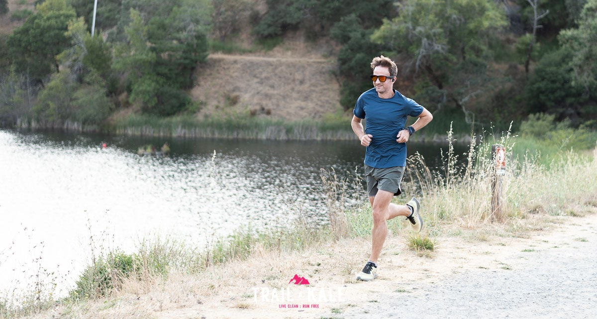 Jaybird VISTA wireless headphones review trail running trail and kale wm 9
