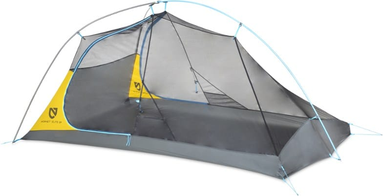 NEMO Hornet Elite 2 Tent ultralight backpacking tent 2 persons trail and kale