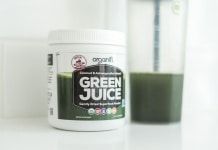 Organifi Green Juice review Trail Kale sml featured img