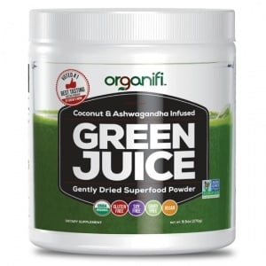 green juice product