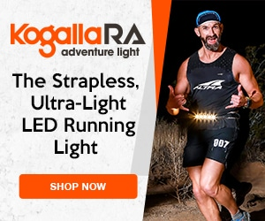 kogalla RA adventure light strapless LED running light 300x250 banner
