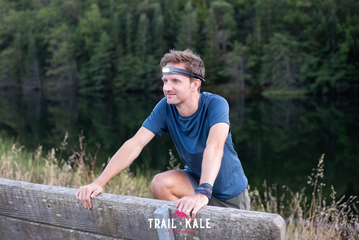 BioLite Headlamp 330 review trail running trail and kale wm 15