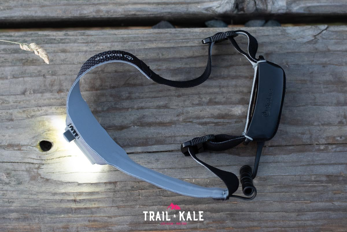 BioLite Headlamp 330 review trail running trail and kale wm 16