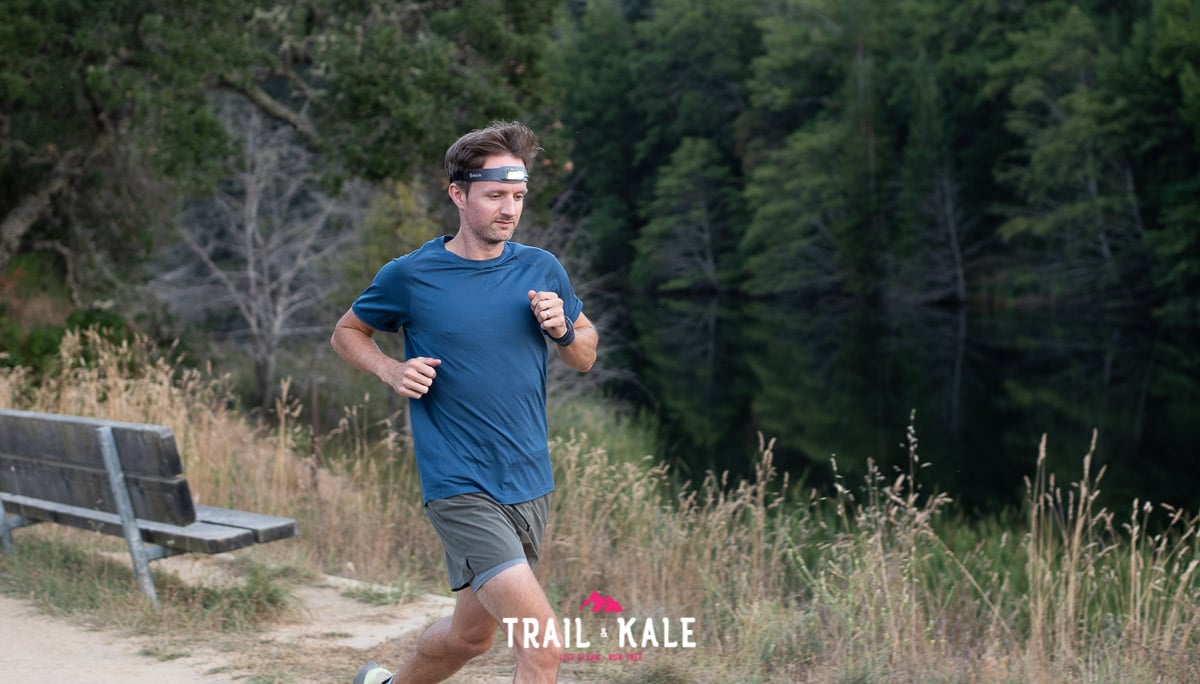 BioLite Headlamp 330 review trail running trail and kale wm 24