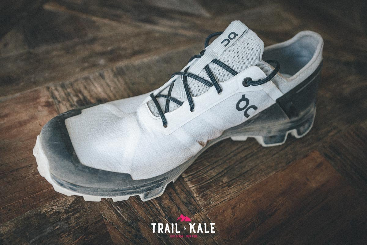 On Cloudventure Peak 2019 review trail running trail and kale wm 10