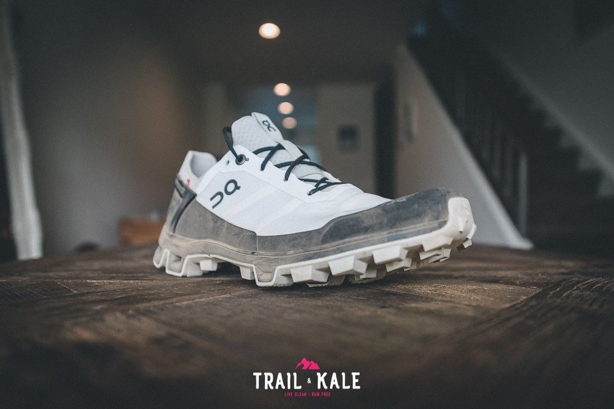On Cloudventure Peak 2019 review trail running trail and kale wm 2