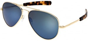 Randolph Concorde with Cobalt blue lenses trail and kale 2