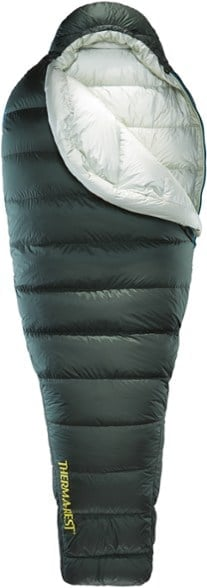 Therm a Rest Hyperion 32 Down Sleeping Bag Labor Day Gift Ideas for trail running and fastpacking