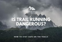 is trail running dangerous how to stay safe on the trails trail kale 2