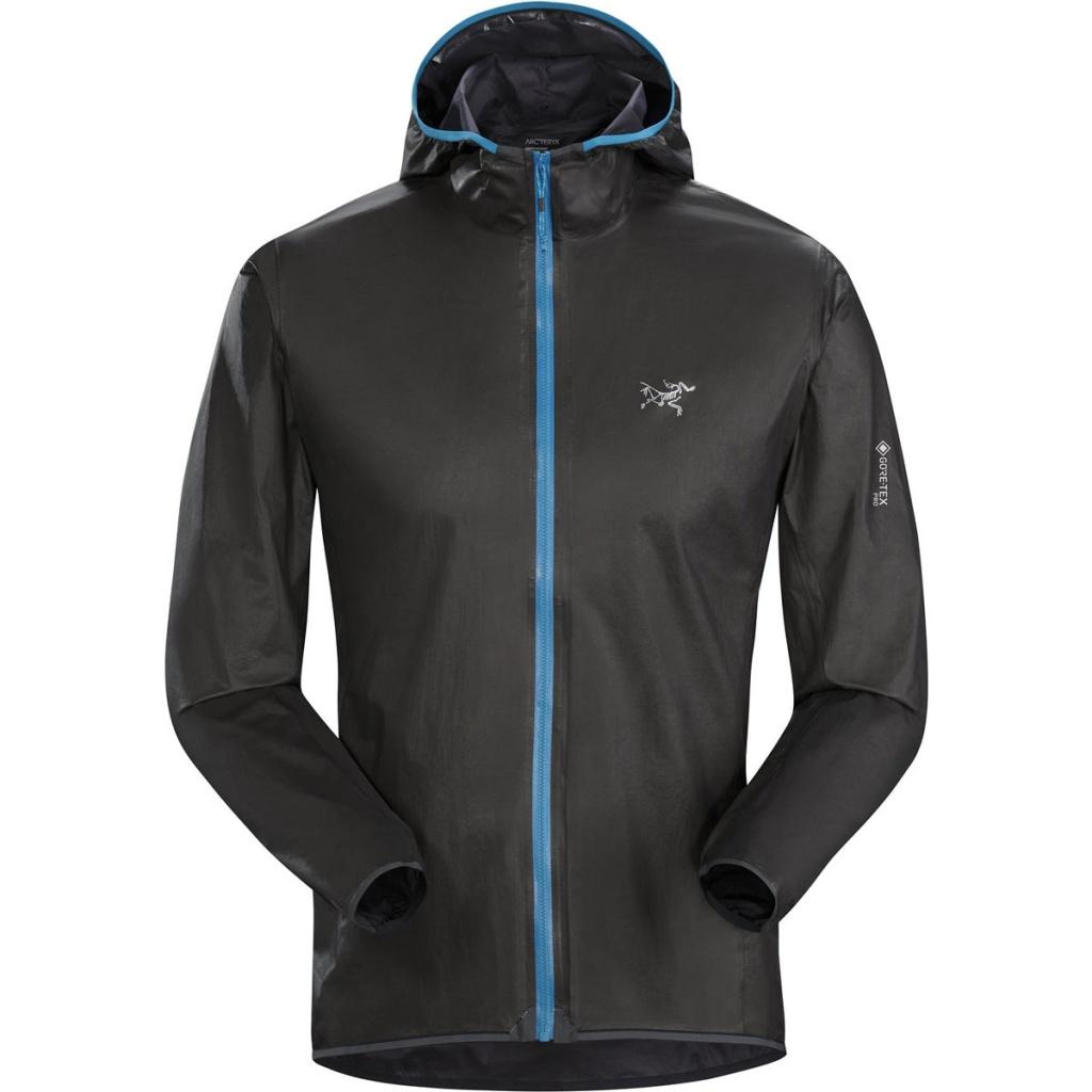 Arcteryx Norvan SL Hoody Best waterproof running jackets trail kale - Backcountry Memorial Day Sale
