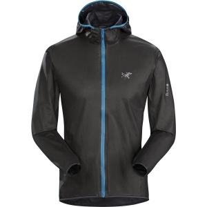 Arcteryx Norvan SL Hoody Best waterproof running jackets trail kale