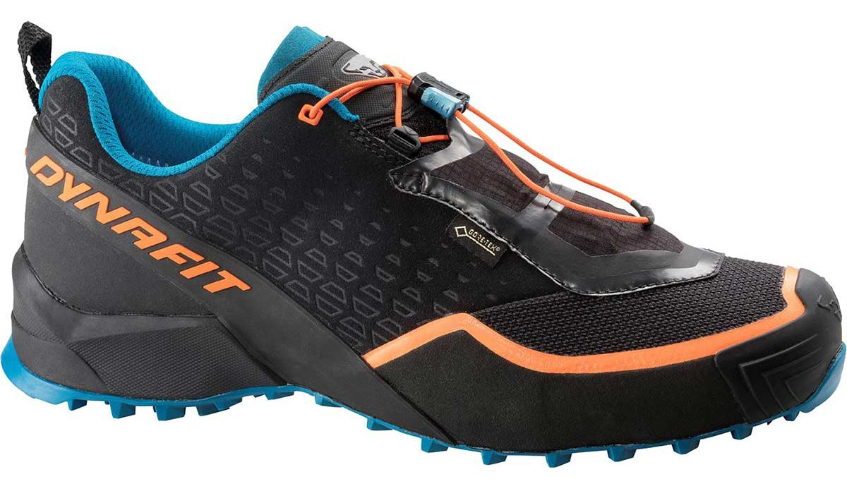 Dynafit Speed MTN GTX best waterproof trail shoes trail and kale web