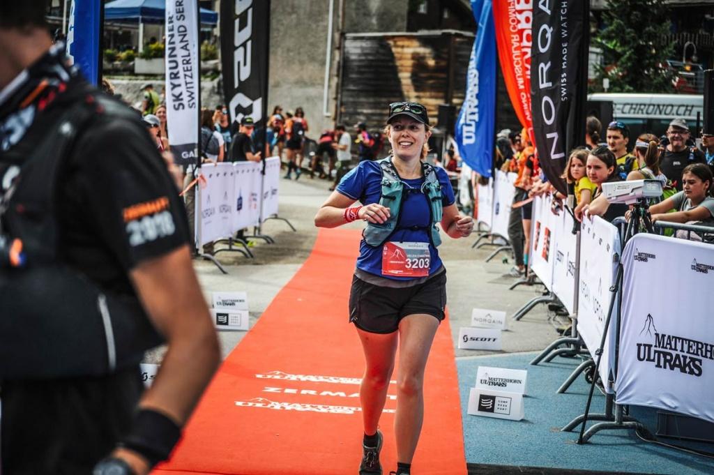 Matterhorn Ultraks 30k Helen Finishing Trail Kale
