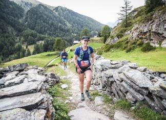Matterhorn Ultraks 30k Helen approaching the finish Trail Kale featured