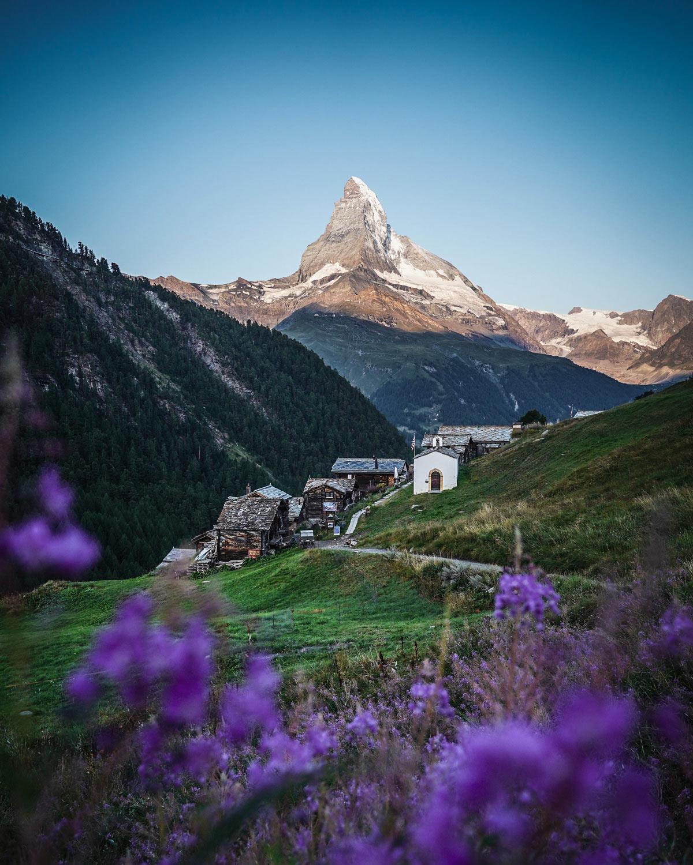 Matterhorn Ultraks Official photograph 2 trail Kale