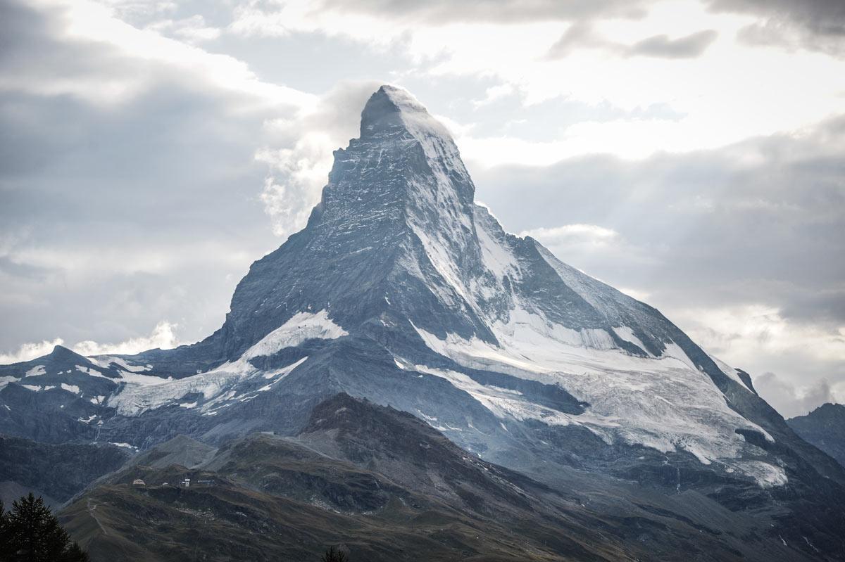 Matterhorn Ultraks Official photograph 3 trail Kale