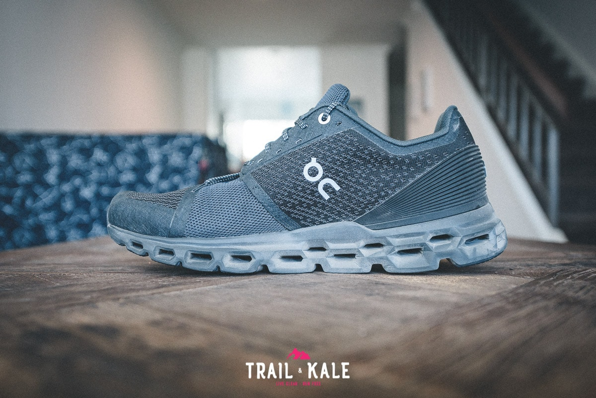 On Cloudstratus review trail and kale wm 4