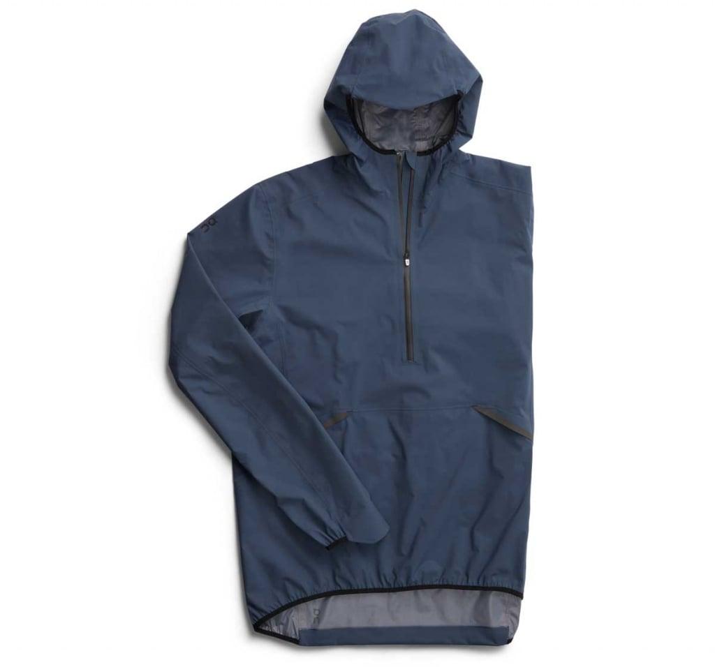 On Running Waterproof Anorak Best waterproof running jackets trail kale