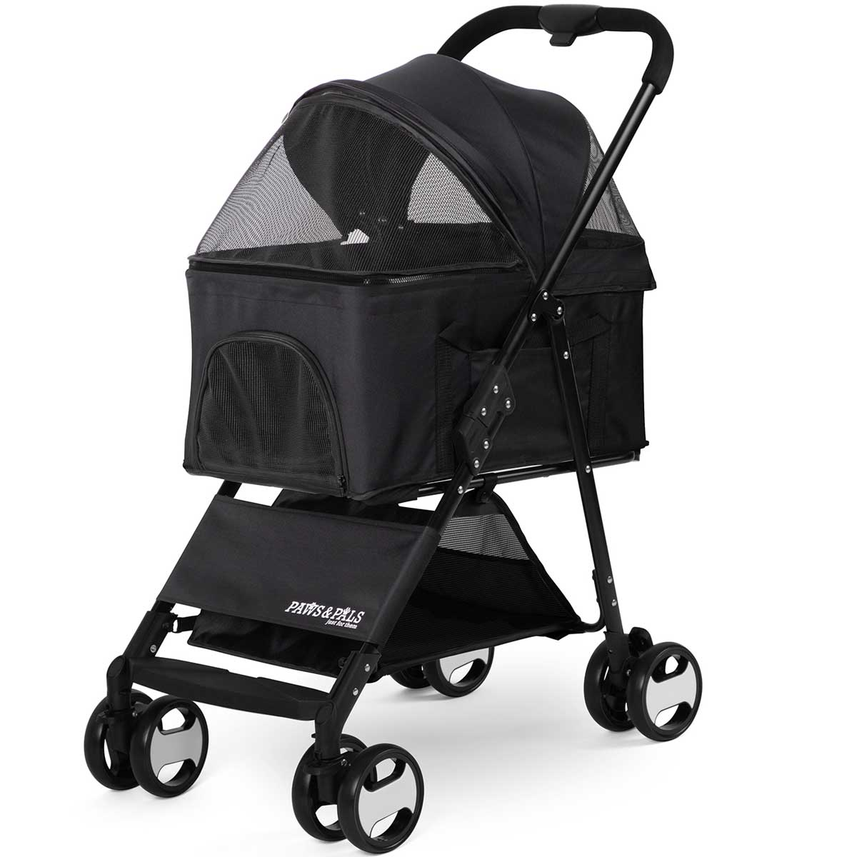 Paw and Pals dog stroller Adventure Pup Essentials Trail and Kale