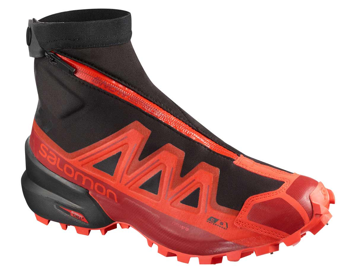 Salomon Snowspike ClimaSalomon Waterproof best waterproof trail shoes trail and kale 2 web