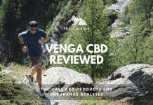 Venga CBD Review Ultrarunning Trail running Trail and Kale