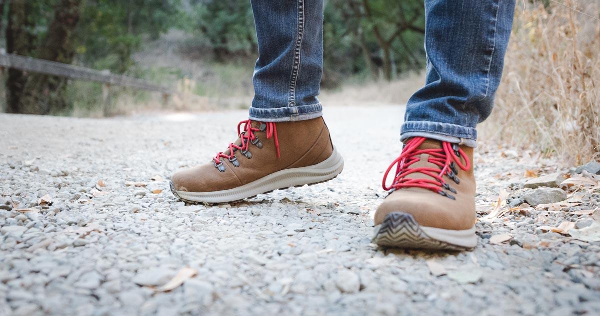 ZAPPOS x MERRELL SHOOT 2 Ontario Boots Trail Kale web 4