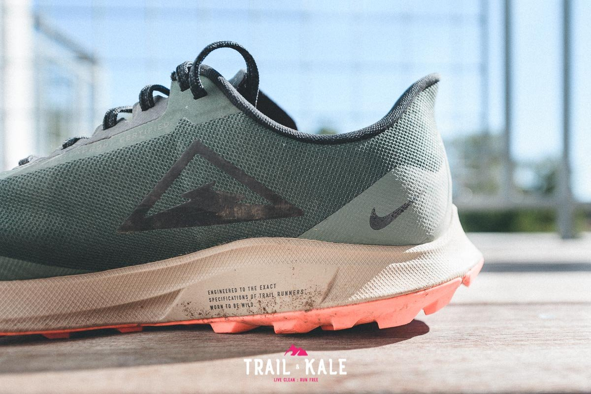 Nike Pegasus 36 Trail GTX review trail running trail and kale wm 11