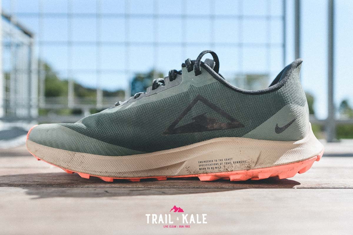 Nike Pegasus 36 Trail GTX review trail running trail and kale wm 4