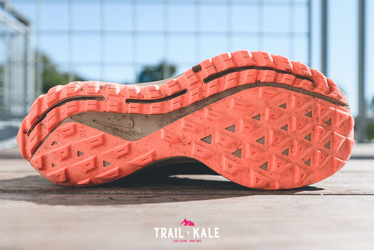 Nike Pegasus 36 Trail GTX review trail running trail and kale wm 6