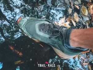 Nike Pegasus 36 Trail GTX review waterproof testing trail running trail and kale wm 2